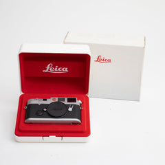 Leica M6 Panda *MINT* no. 2418931 (Body Only)