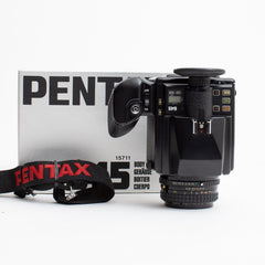 Pentax 645 with 75mm f/2.8