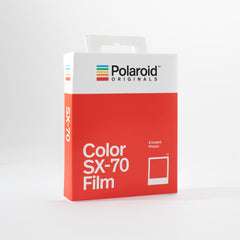 Polaroid Originals Color SX-70 Film