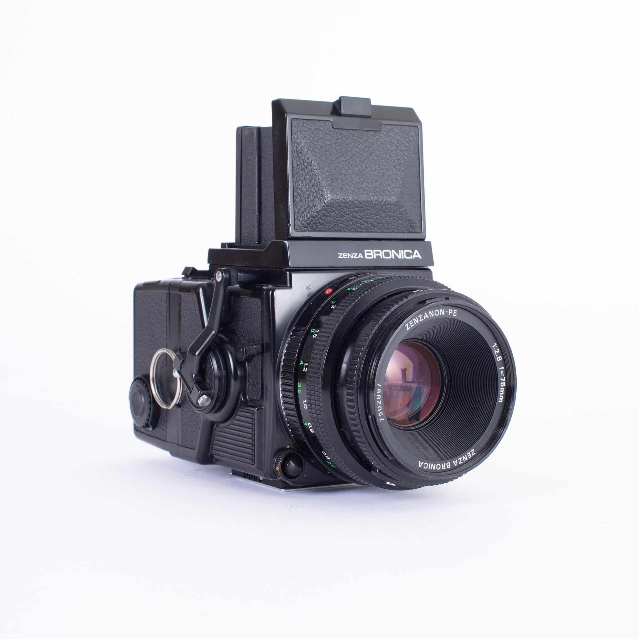 Zenza Bronica ETRSI + Accessories