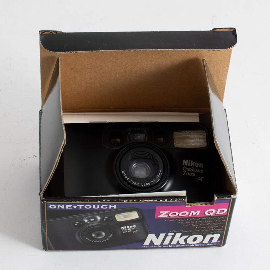 Nikon One Touch 200 Zoom QD