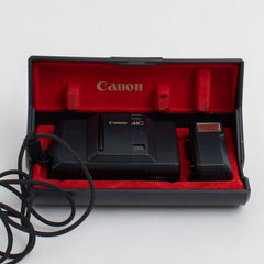 Canon MC with Flash and Case