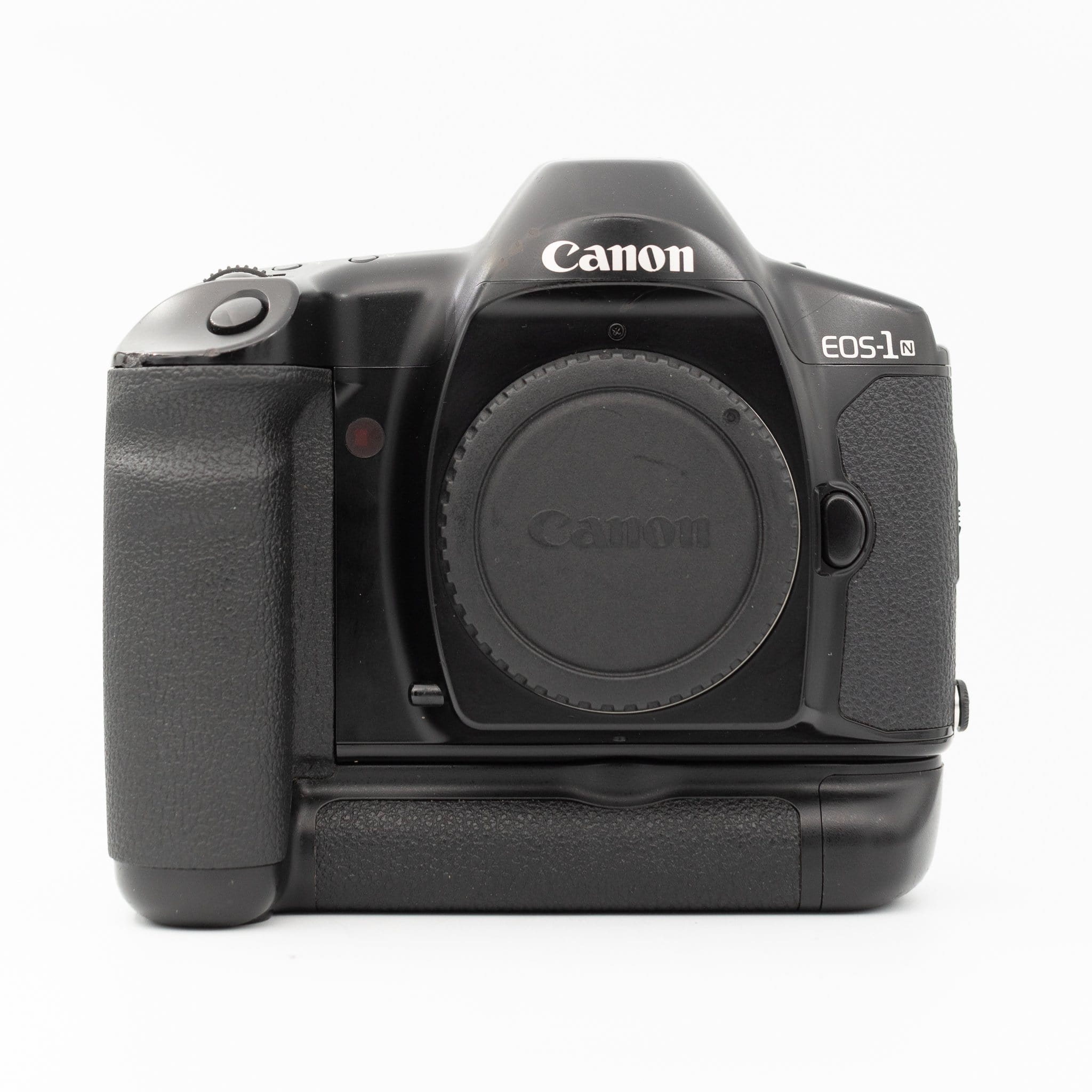 --Canon EOS-1N (body) with Extended Battery Grip--