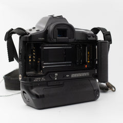 Canon EOS-1N RS (body only) with Extended Battery Grip