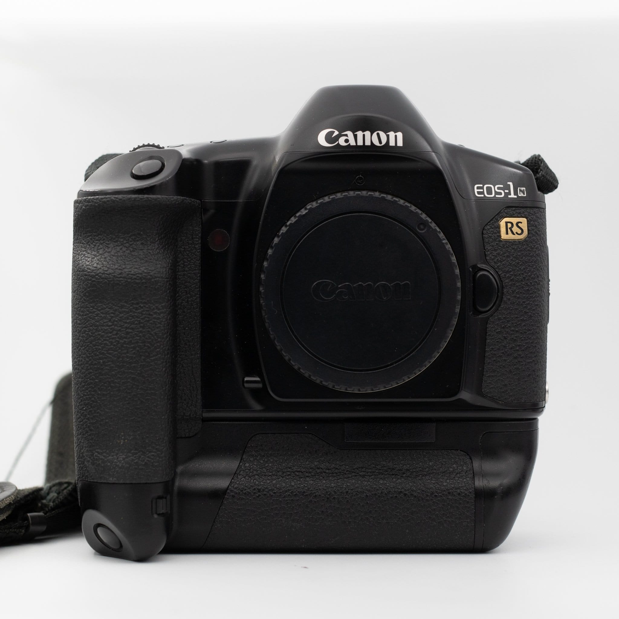 --Canon EOS-1N RS (body only) with Extended Battery Grip--