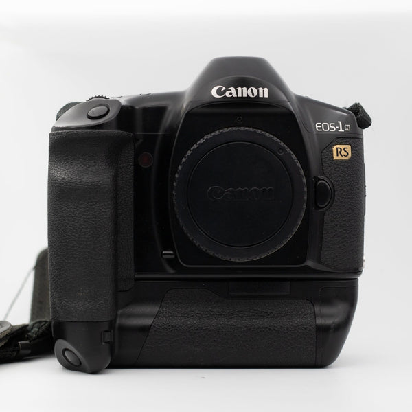 Canon EOS-1 RS (body only) with Extended Battery Grip