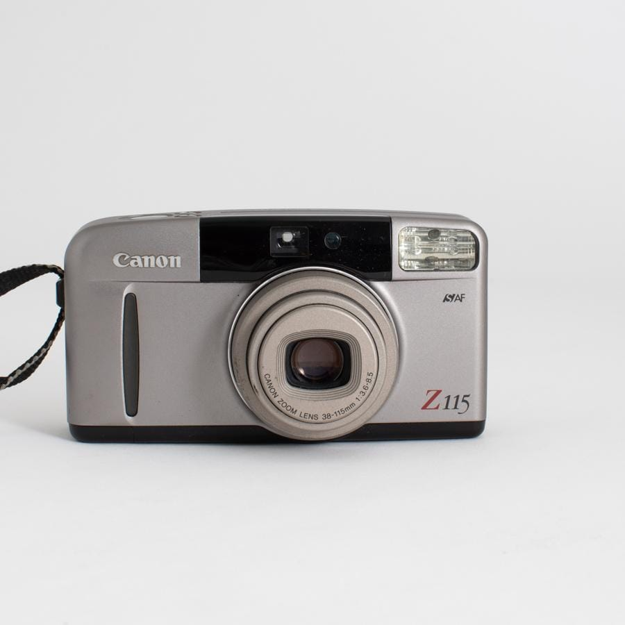 Canon Sure Shot Z115 Caption Point and Shoot