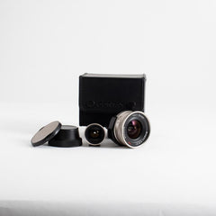 Zeiss Planar T* 21mm f/2.8 Lens for Contax G Cameras in Box