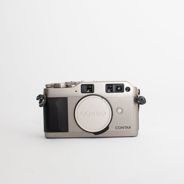 Contax G1 (Body Only) no. 034714
