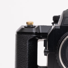 Soft Shutter Release - Brass- Thick
