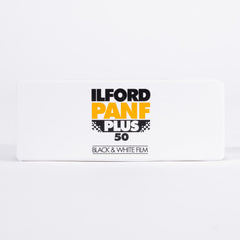 Ilford PANF 50, 120 Format, Black and White Film (Single Roll)