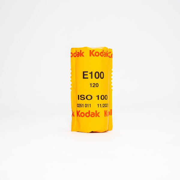 Kodak Ektachrome, 120, Color Positive Film (Single Roll Purchase)