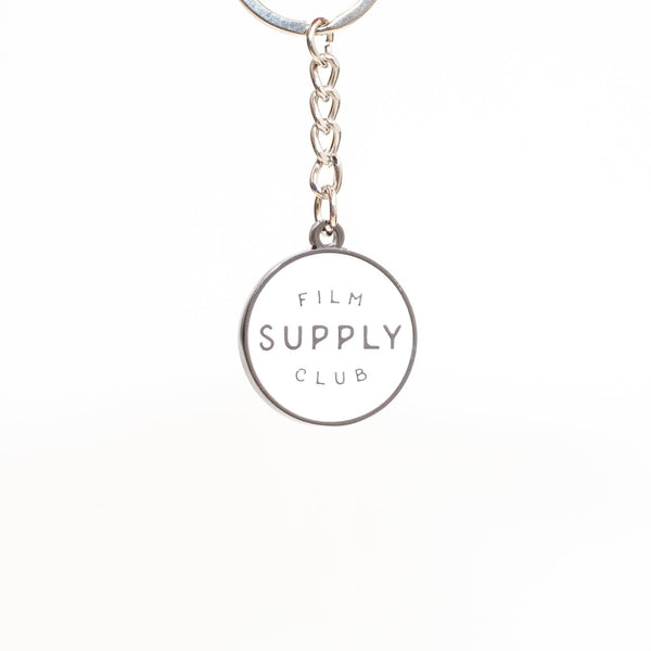 Film Supply Club Keychain