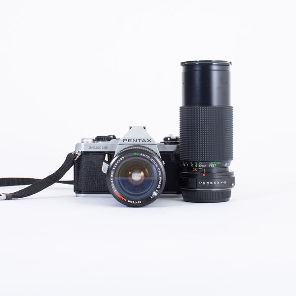 Pentax ME Super (35mm Starter Kit)