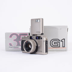 Contax G1 with 35mm (35mm Kit With Flash)