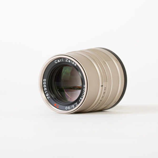 Zeiss Sonnar T 90mmf/2.8 Lens for Contax G Mount