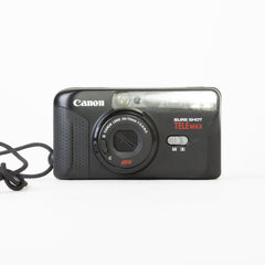 Canon Sure Shot Telemax Point and Shoot