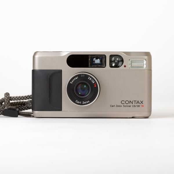 Contax T2 With Data Back