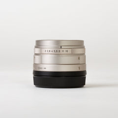 Zeiss Planar T* 45mm f/2 Lens for Contax G Mount