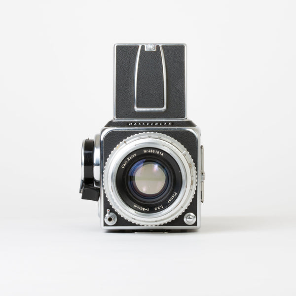 Hasselblad 500 C/M with Zeiss Planar 80mm f/2.8 Lens