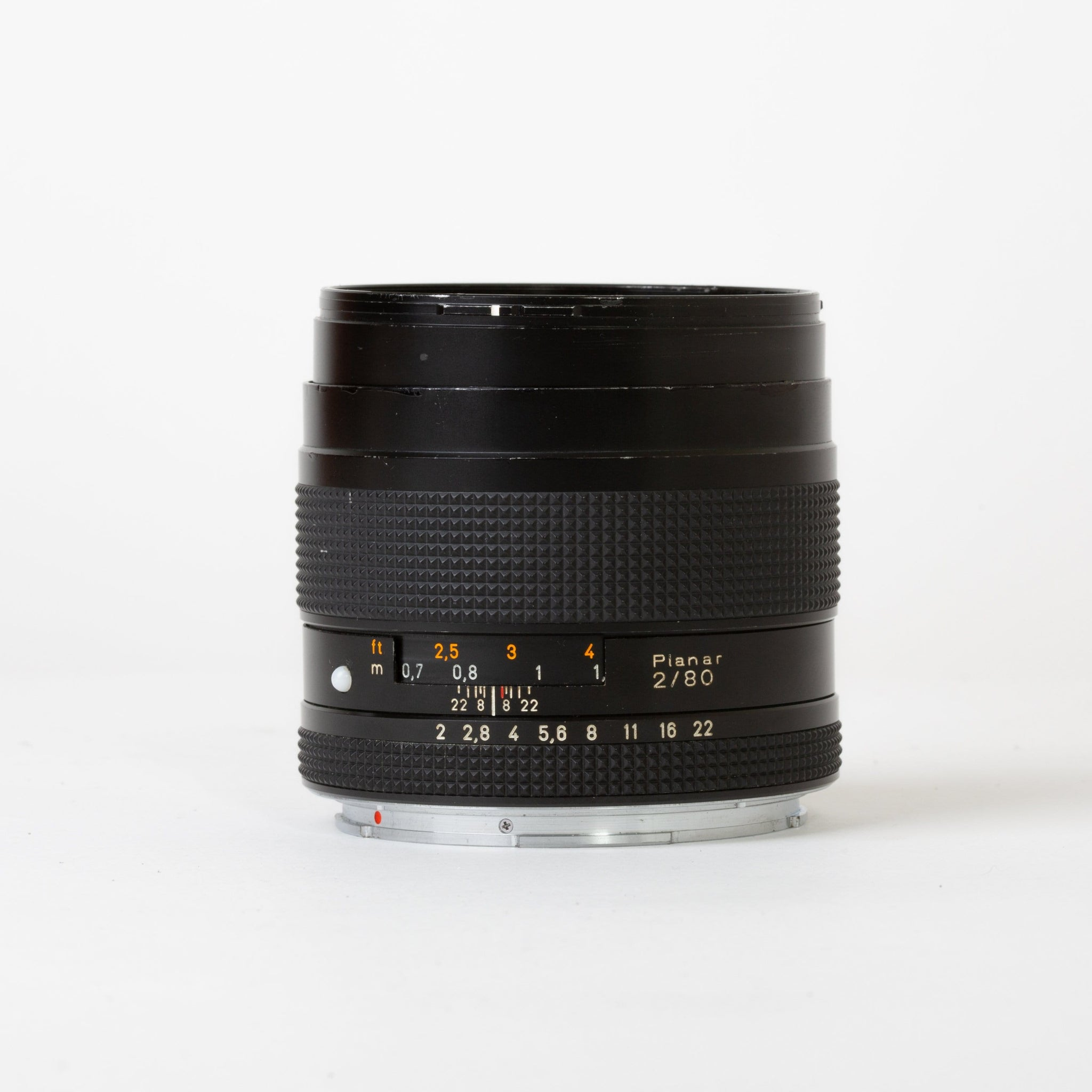 Zeiss Planar 80mm f/2 T* Lens for Contax 645