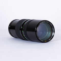 Soligor 85-300mm f/5 Macro for Screw Mount Lens System