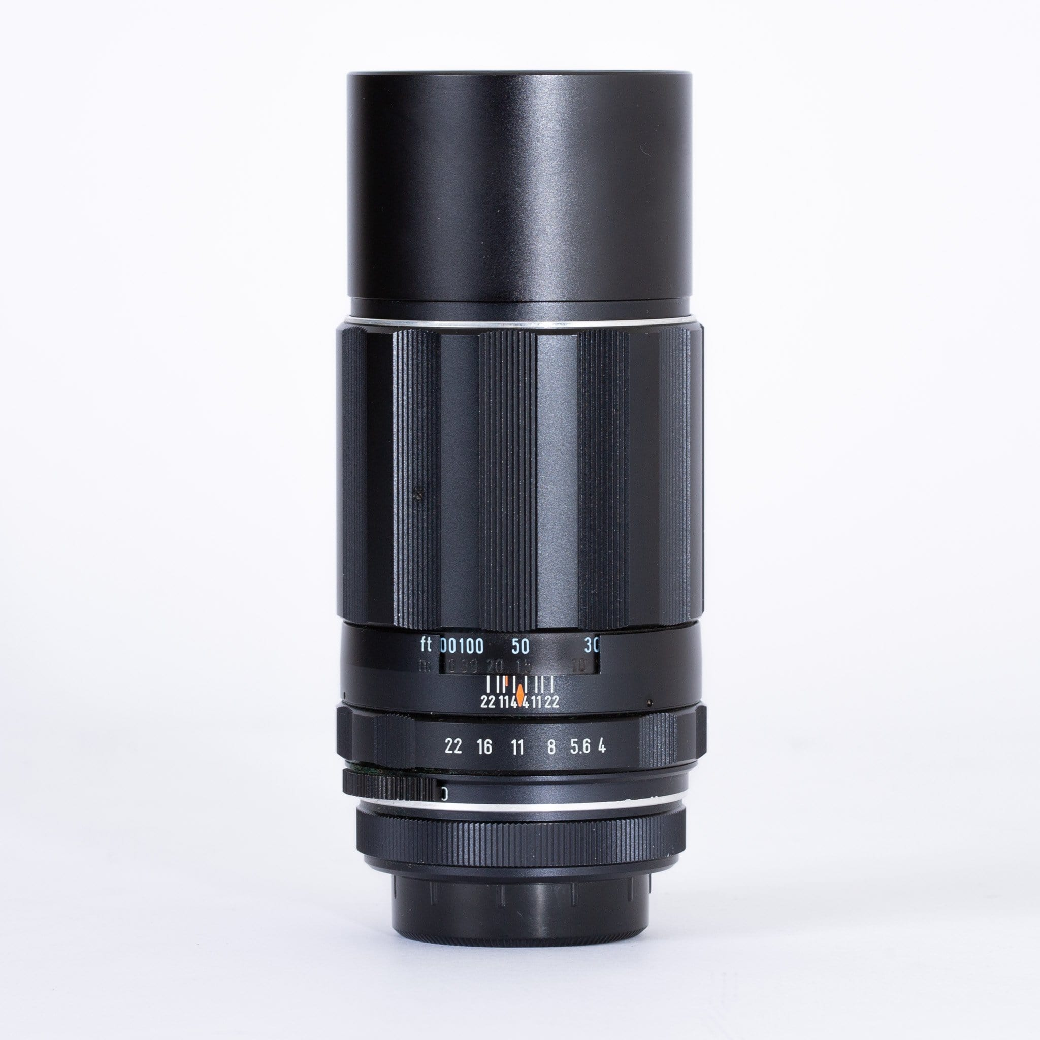 Pentax Super Takumar 200mm f/4 Lens for Pentax Screw Mount
