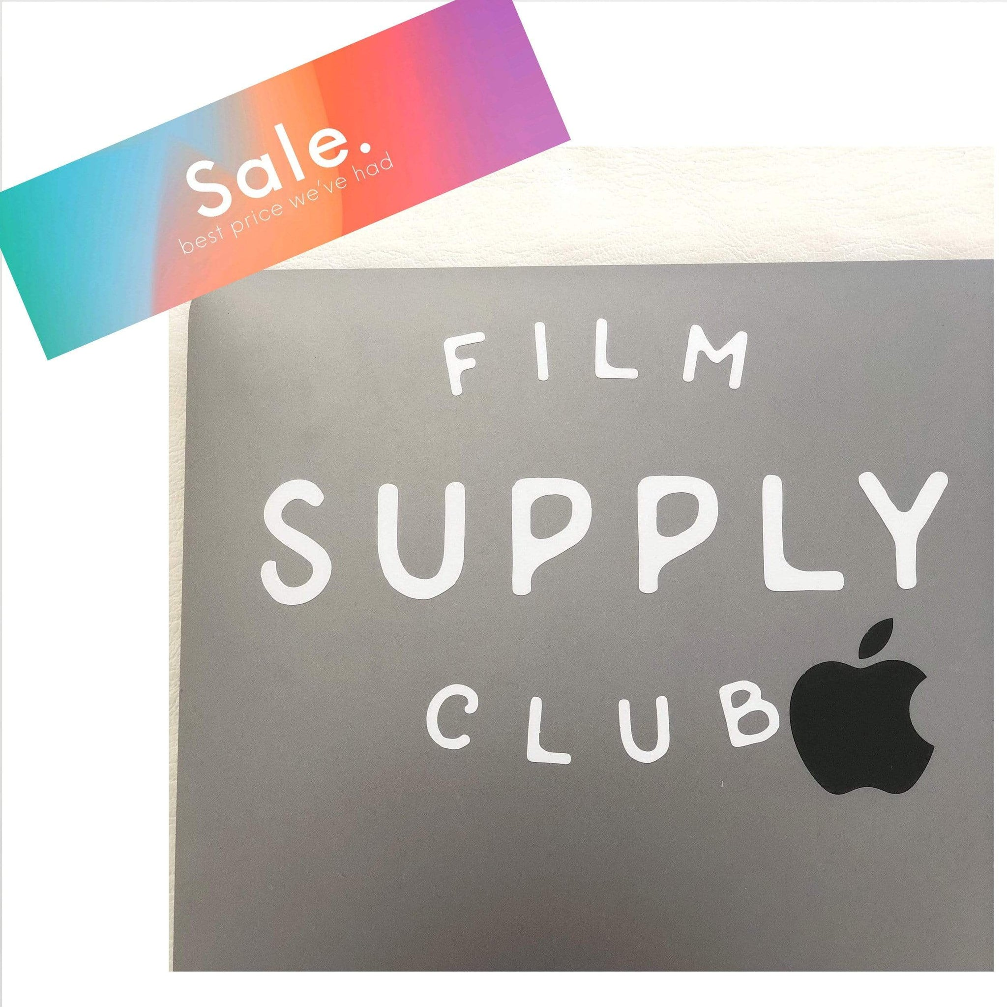 Film Supply Club Transfer Sticker
