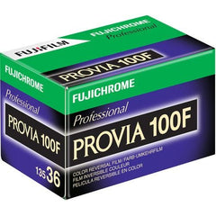 Fujfilm Provia 100F, 35mm, Color Positive Film (Single Roll)