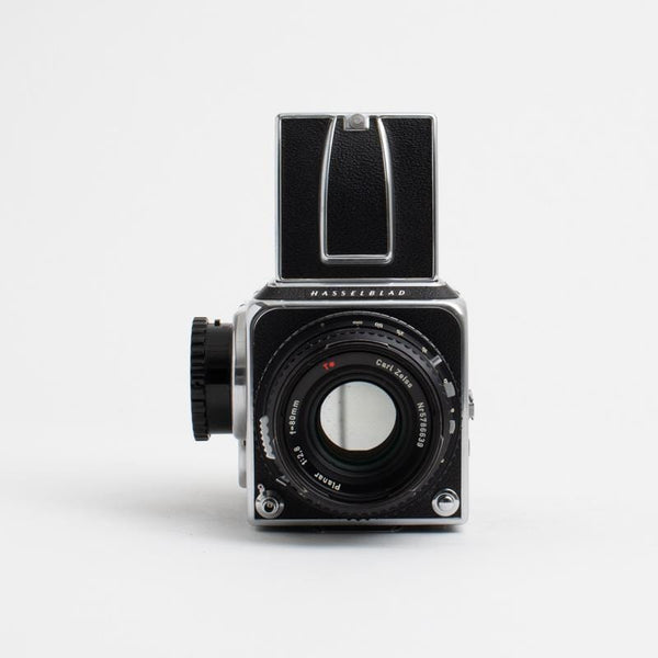 Hasselblad 500C with Zeiss Planar T* 80mm f/2.8 Syncro Compur Lens