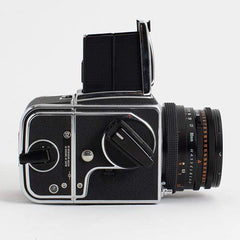 Hasselblad 500 C/M with Zeiss Planar 80mm f/2.8 T* Lens