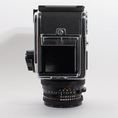 Hasselblad 500 C/M with Zeiss Planar T* 80mm f/2.8 CF Lens (PREMIUM CLA)