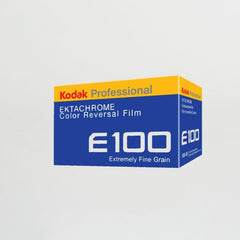Kodak Ektachrome, 35mm, 36 Exposures, Color Positive Film (Single Roll Purchase)
