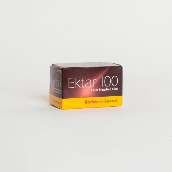 Kodak Ektar 100, 35mm, 36 Exposures (Pack of 10 Rolls)