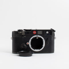 Leica M6 Black (Body Only) no. 1795440