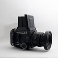 Mamiya RB67 Pro SD with 90mm f/3.5 L Lens