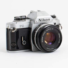 Copy of Nikon FG with 50mm f/1.8