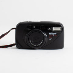 Nikon Zoom Touch 470 AF 35mm film Camera Zoom Lens 35-70mm Macro