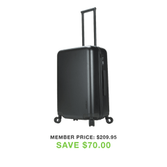 Novi 4 Wheel Hubless Travel Roller 27