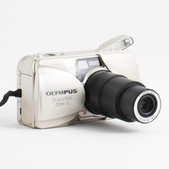 Olympus Stylus Epic Zoom 115 with 38-115mm lens with bag