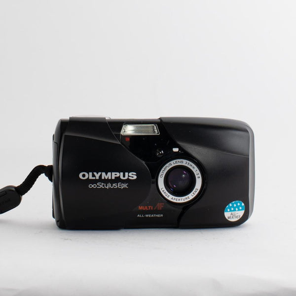 Olympus Stylus Epic MJUII 35mm f/2.8 - BLACK