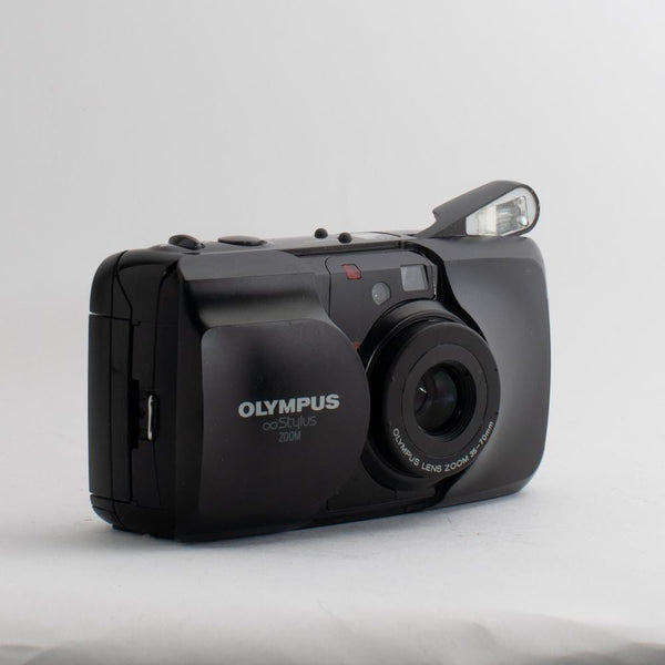 Olympus Stylus Zoom with 35-70mm lens - Black