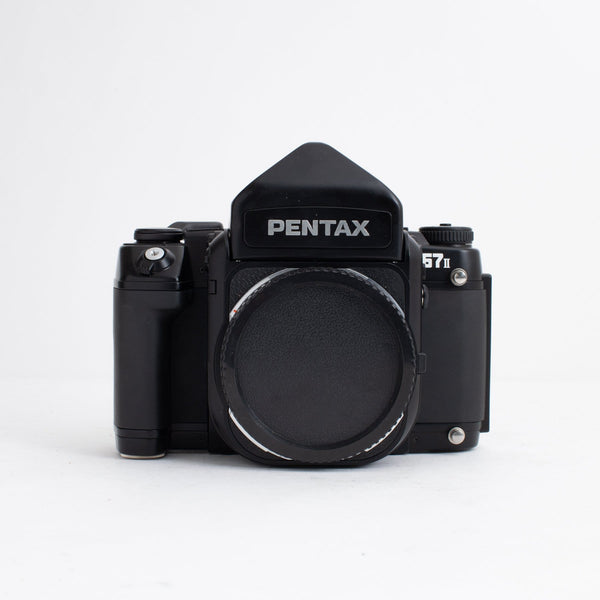 Pentax 67II (body only) no. 4536592
