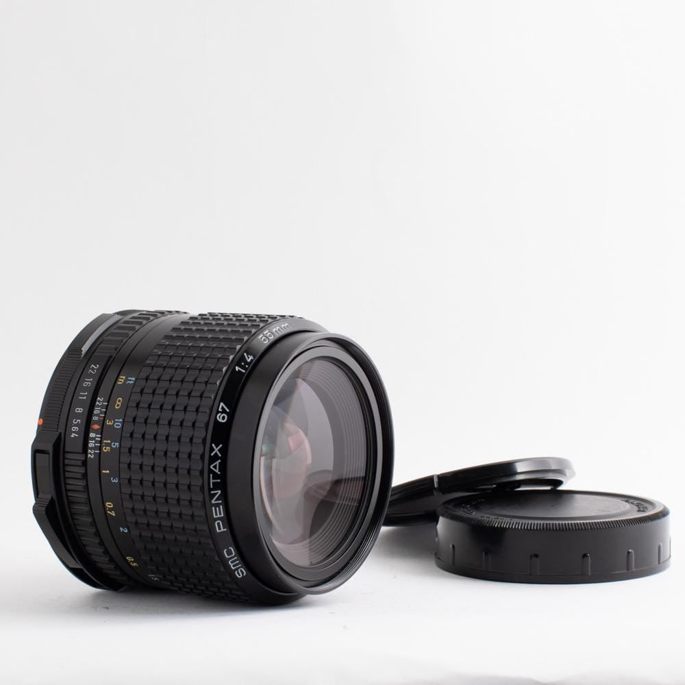 Pentax 55mm f/4 Lens for Pentax 67 System no. 8690118