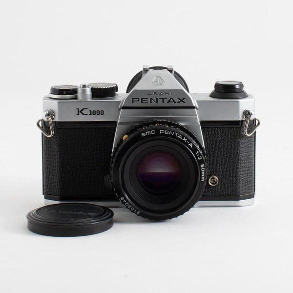 Pentax K1000 with 28mm f/2.8 Lens
