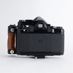Pentax 67 with Wooden Handle