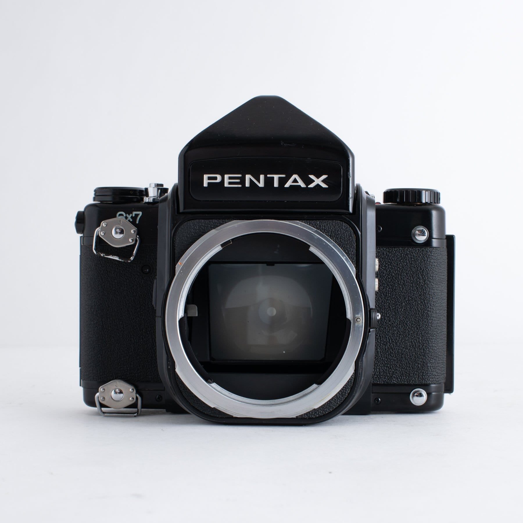 Pentax 6x7 with Strap Lugs