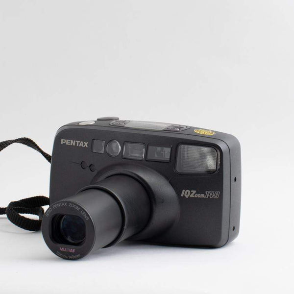 Pentax IQZoom 140 Point and Shoot Camera