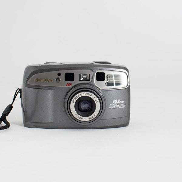 Pentax IQZoom EZY-80 Point and Shoot Camera