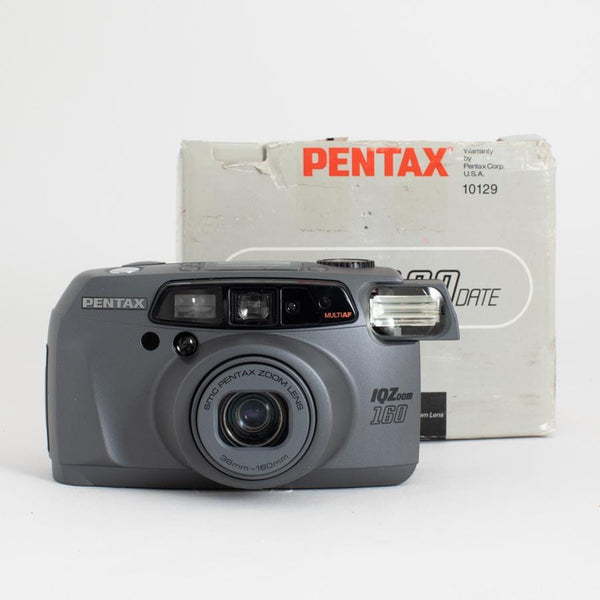 Pentax IQZoom 160 Point and Shoot Camera NEW in Box